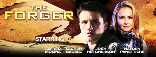 Hayden in The Forger Movie