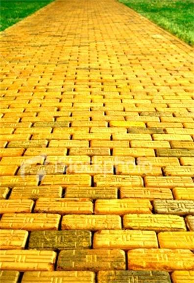 Hello Yellow Brick Road!