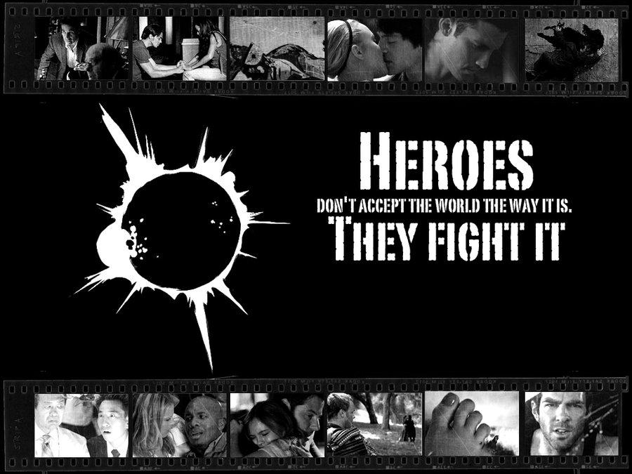 Heroes!