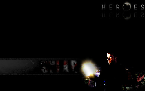 Heroes wallpaper titled Heroes!