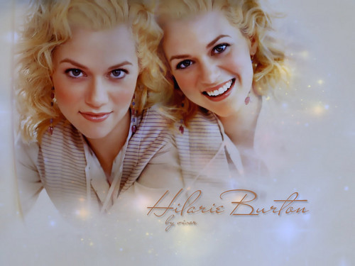 HilarieBurton!