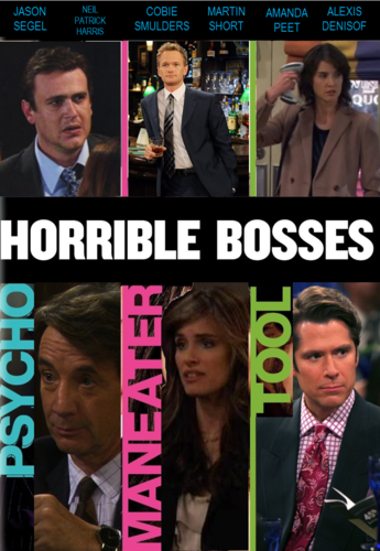 Horrible Bosses - Himym