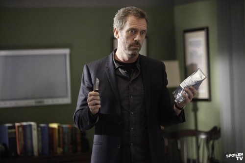 House - Episode 8.19 - The C-Word - Promotional Photo - house-md Photo