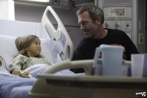 House - Episode 8.19 - The C-Word - Promotional photo