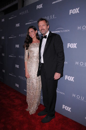 House M.D. wallpaper with a business suit titled House M.D. - Series Wrap Party - April 20, 2012