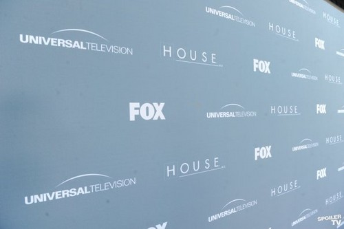 House M.D. wallpaper containing a sign titled House - Series Wrap Party - 20th April 2012