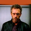 Dr. Gregory House photo with a portrait called House in 7x15 'Bombshells'