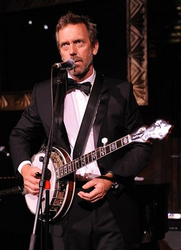 Hugh Laurie- avvolgere Party 20.04.2012