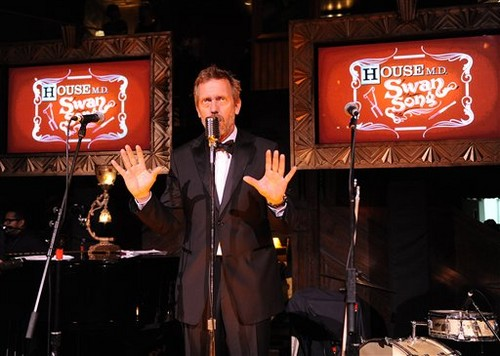 Hugh Laurie Wrap Party - April 20, 2012 - hugh-laurie Photo