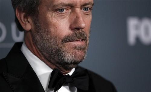 Hugh Laurie Wrap Party - April 20, 2012