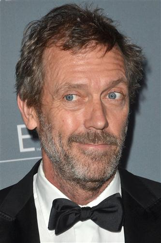 Hugh Laurie avvolgere Party - April 20, 2012