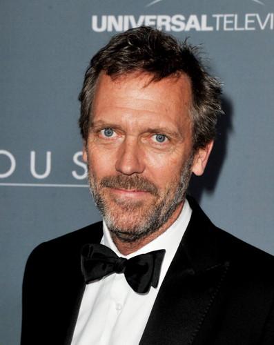 Hugh Laurie মোড়ানো Party - April 20, 2012