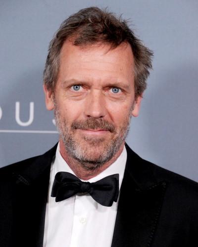 Hugh Laurie заворачивать, обертывание Party - April 20, 2012