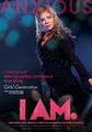 "Hyeoyeon ""I Am"" English poster"