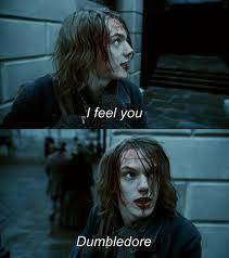 I Feel You, Albus