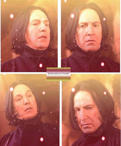 I always love you Snape