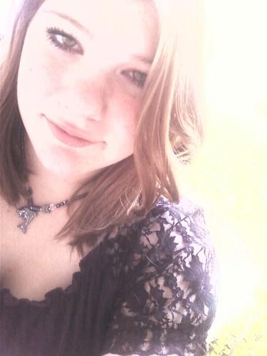 I'm no beauty queen. Just beautiful me (: