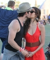 Ian/Nina KISS HQ ღ - ian-somerhalder-and-nina-dobrev photo