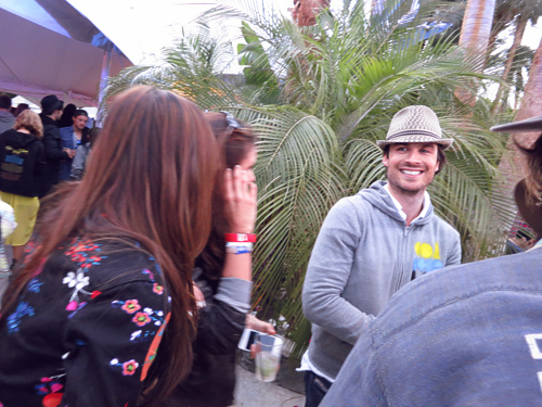 Ian & Nina - ian-somerhalder-and-nina-dobrev photo