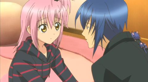 Ikuto & Amu