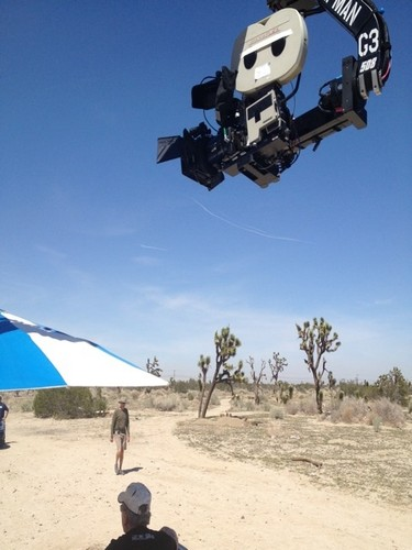 In the middle of nowhere, April 18  - the-mentalist Photo
