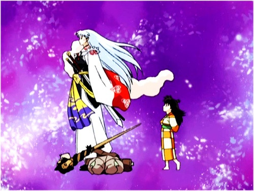 Intro, Sesshomaru and Rin