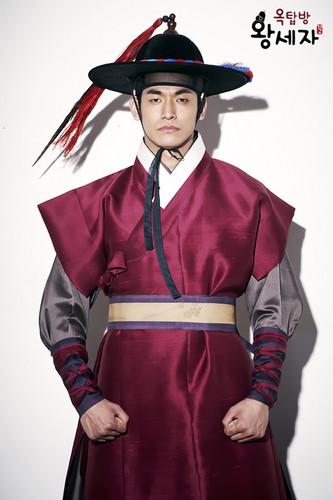 JUNG SEOK WON as Woo Yong Sool