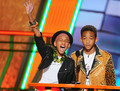 Jaden & Willow at KCAs 2012 - jaden-smith photo