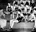 James Dean High School Basketball Team - james-dean photo