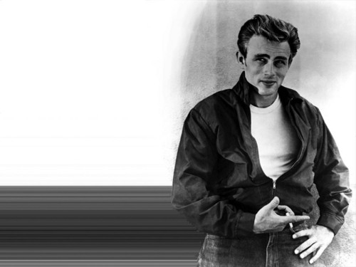 James Dean wallpaper probably containing a fountain entitled James Dean
