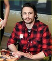 James Franco: Book Signing at MOCA! - james-franco photo