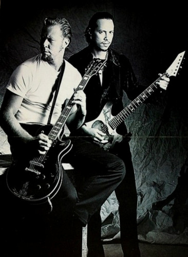 James & Kirk