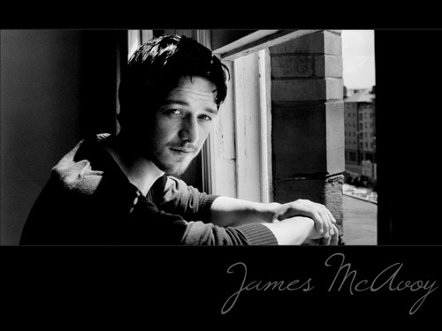 James McAvoy wallpaper with a business suit titled JamesMcAvoy!