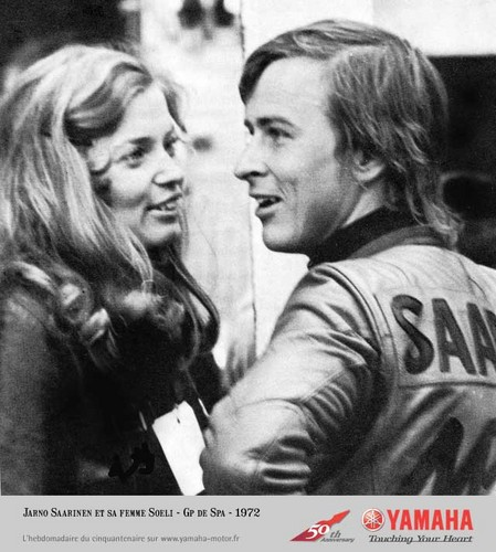 Jarno Karl Keimo Saarinen(December 11, 1945 – May 20, 1973)