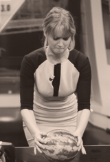 Jennifer @ El Hormiguero in Madrid