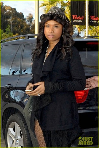Jennifer Hudson: Weight Watchers Commercial Shoot