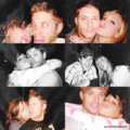 Jensen Ackles And Katie Cassidy