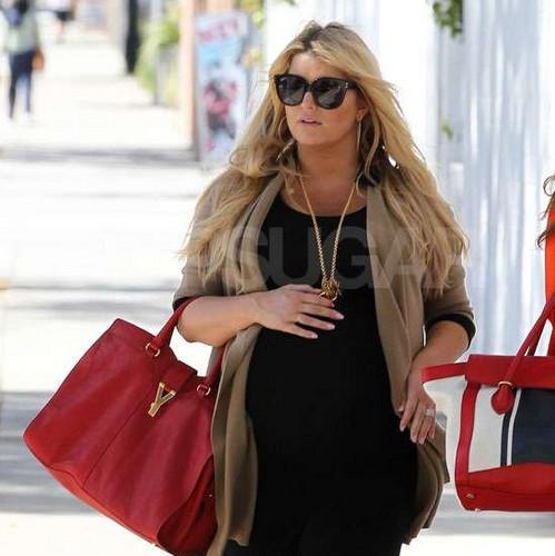 Jessica - Santa Monica - March 27, 2012