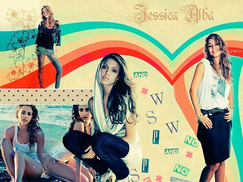 JessicaAlba!