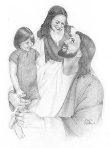 jesus Throughout Life :)