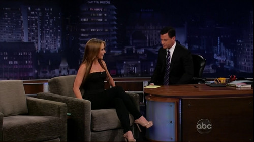 Jimmy Kimmel Live [18 April 2012]