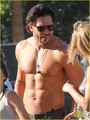 Joe Manganiello: Shirtless at Coachella! - joe-manganiello photo