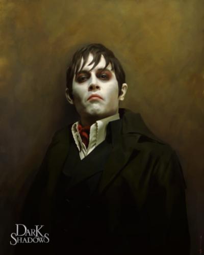 Johnny depp- Dark Shadows