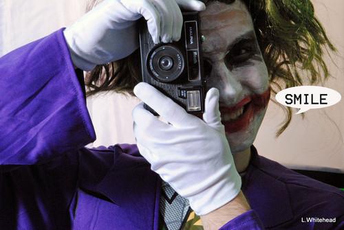 Joker Photoshoot