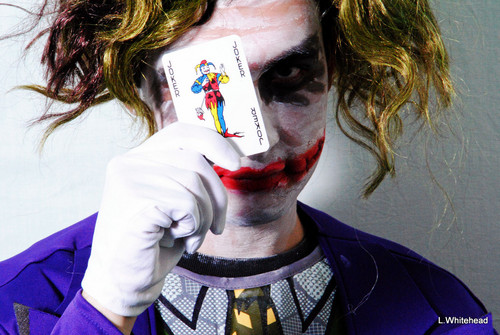 Joker Photoshoot