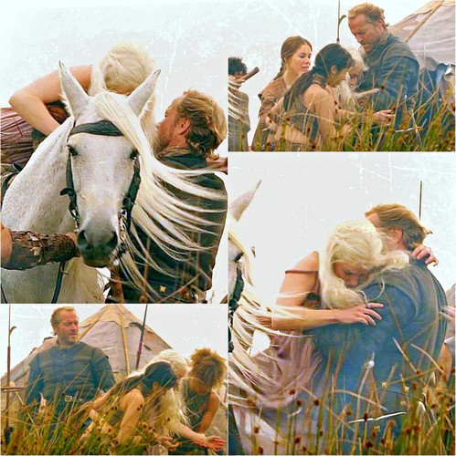 Jorah & Daenerys