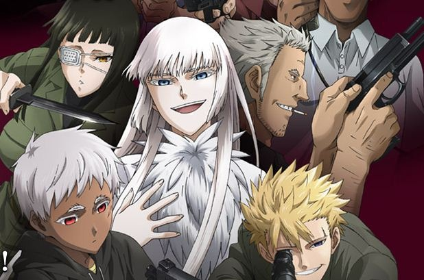 Download Anime Jormungand