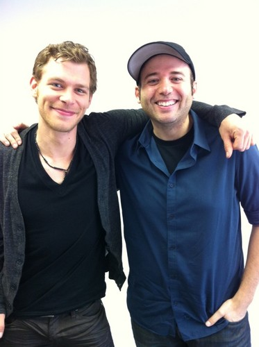 Joseph Morgan (Interview with The Insider) - the-vampire-diaries-tv-show Photo