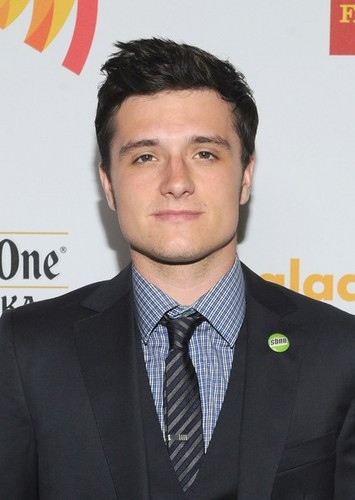 Josh at the GLAAD Media Awards