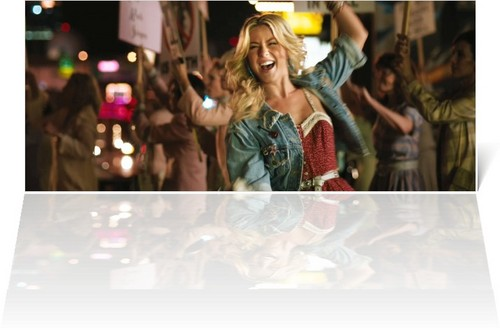 Julianne in Rock of Ages
